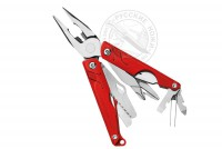 - Мультитул Leatherman Leap, #831842, красный